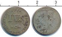 Изображение Монеты Оснабрук 4 пфеннига 1766 Серебро VF