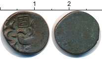 Изображение Монеты Камбоджа 1/2 фуанга 1847 Серебро XF-