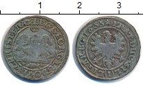 Изображение Монеты Германия Силезия 1 крейцер 1655 Серебро XF-