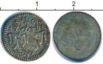 Изображение Монеты Нюрнберг 1 пфенниг 1788 Серебро XF