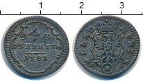 Изображение Монеты Германия Бранденбург-Ансбах 4 пфеннига 1781 Серебро XF-