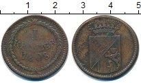 Изображение Монеты Баден 1 крейцер 1808 Медь VF