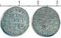 Изображение Монеты Германия Пфальц-Сульбах 1 крейцер 1688 Серебро VF