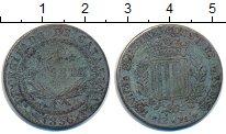 Изображение Монеты Испания 1 песета 1836 Серебро VF