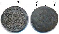 Изображение Монеты Вюртемберг 1/2 крейцера 1682 Серебро XF