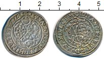 Изображение Монеты Саксония 1 грош 1625 Серебро XF