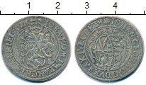 Изображение Монеты Германия Саксония 1 грош 1670 Серебро VF