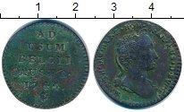 Изображение Монеты Нидерланды 1 лиард 1744 Медь VF Мария Тереза