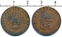 Изображение Монеты Великобритания 1 фартинг 1795 Медь XF+