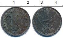 Изображение Монеты Польша 10 фенигов 1917 Железо XF F