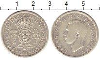 Изображение Монеты Великобритания 2 шиллинга 1940 Серебро VF