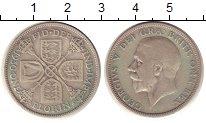 Изображение Монеты Великобритания 1 флорин 1930 Серебро VF