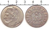 Изображение Монеты Польша 5 злотых 1938 Серебро XF