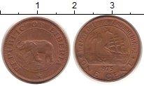 Изображение Монеты Либерия 1 цент 1975 Бронза XF