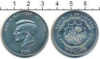 Изображение Монеты Либерия 10 долларов 2000 Медно-никель UNC-