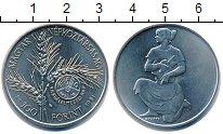 Изображение Монеты Венгрия 100 форинтов 1981 Медно-никель UNC- ФАО.