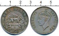 Изображение Монеты Восточная Африка 1 шиллинг 1949 Медно-никель XF-