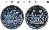 Изображение Монеты Сьерра-Леоне 1 доллар 2009 Медно-никель UNC