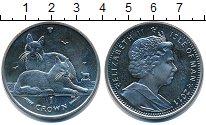 Изображение Монеты Остров Мэн 1 крона 2011 Медно-никель UNC