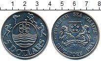 Изображение Монеты Сингапур 5 долларов 1983 Медно-никель UNC