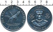 Изображение Монеты Тонга 2 паанга 1979 Медно-никель UNC-