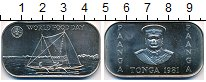 Изображение Монеты Тонга 1 паанга 1981 Медно-никель UNC-