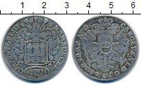 Изображение Монеты Гамбург 8 шиллингов 1727 Серебро VF