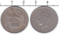 Изображение Монеты Родезия 1 шиллинг 1952 Медно-никель VF
