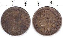 Изображение Монеты Камерун 1 франк 1925 Латунь XF Французская колония