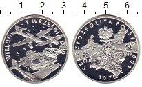 Изображение Монеты Польша 10 злотых 2009 Серебро Proof