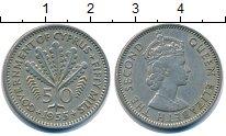 Изображение Монеты Кипр Кипр 1955 Медно-никель XF