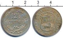 Изображение Монеты Венесуэла 12 1/2 сентимо 1925 Медно-никель XF-