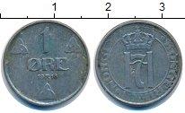 Изображение Монеты Норвегия 1 эре 1918 Железо XF Хокон VII