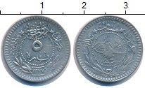 Изображение Монеты Турция 5 пар 1911 Никель XF