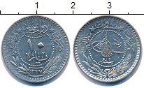 Изображение Монеты Турция 10 пар 1912 Никель XF