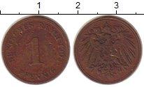 Изображение Монеты Германия 1 пфенниг 1903 Медь XF