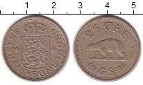 Изображение Монеты Гренландия 25 эре 1926 Медно-никель XF