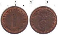 Изображение Монеты Приборы  для чистки монет  1 пфенниг 1939 Бронза XF+
