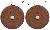Изображение Монеты Родезия 1/2 пенни 1957 Бронза XF