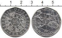 Изображение Монеты Австрия Австрия 2004 Серебро UNC