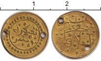 Изображение Монеты Турция жетон 0 Латунь VF