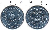 Изображение Монеты Румыния Румыния 1993 Медно-никель UNC-