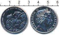 Изображение Монеты Австралия 20 центов 2005 Медно-никель UNC-