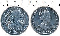 Изображение Монеты Фолклендские острова 1 крона 2006 Медно-никель UNC-