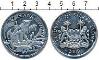 Изображение Монеты Сьерра-Леоне 1 доллар 2009 Медно-никель UNC-