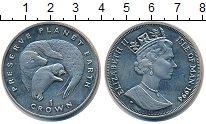 Изображение Монеты Великобритания Остров Мэн 1 крона 1994 Медно-никель UNC-