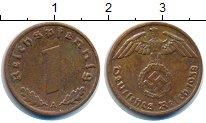 Изображение Монеты Бирма 1 пфенниг 1938 Бронза XF