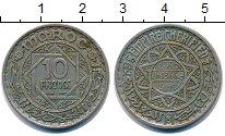 Изображение Монеты Марокко Марокко 1946 Медно-никель XF
