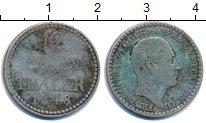 Изображение Монеты Мекленбург-Шверин 1/12 талера 1848 Серебро VF Фридрих Франц