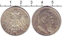 Изображение Монеты Бавария 2 марки 1911 Серебро XF
